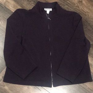 Womens BRIGGS spring Jacket size XL
